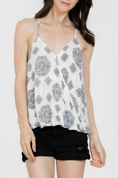 Shoptiques Product: Sleeveless Wrap Top