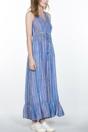 En Creme Striped Maxi Dress - Product Mini Image