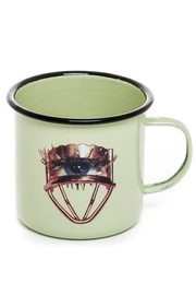 Seletti Enamel Mug Eye - Product Mini Image