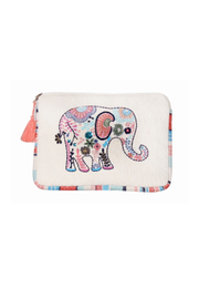 America & Beyond Enchanted Elephant  Laptop Cover - Product Mini Image