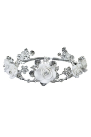 ENCHANTED SHIMMER DESIGNS Baby Crown - Front cropped