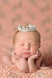 ENCHANTED SHIMMER DESIGNS Baby Crown - Product Mini Image