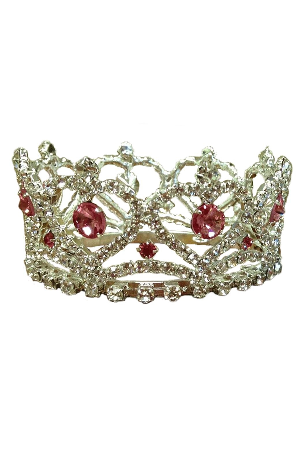 ENCHANTED SHIMMER DESIGNS Baby Crown from Arkansas by haute par