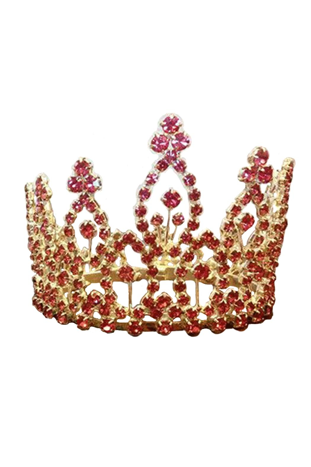 Enchanted Shimmer Designs Baby Crown From Arkansas By
