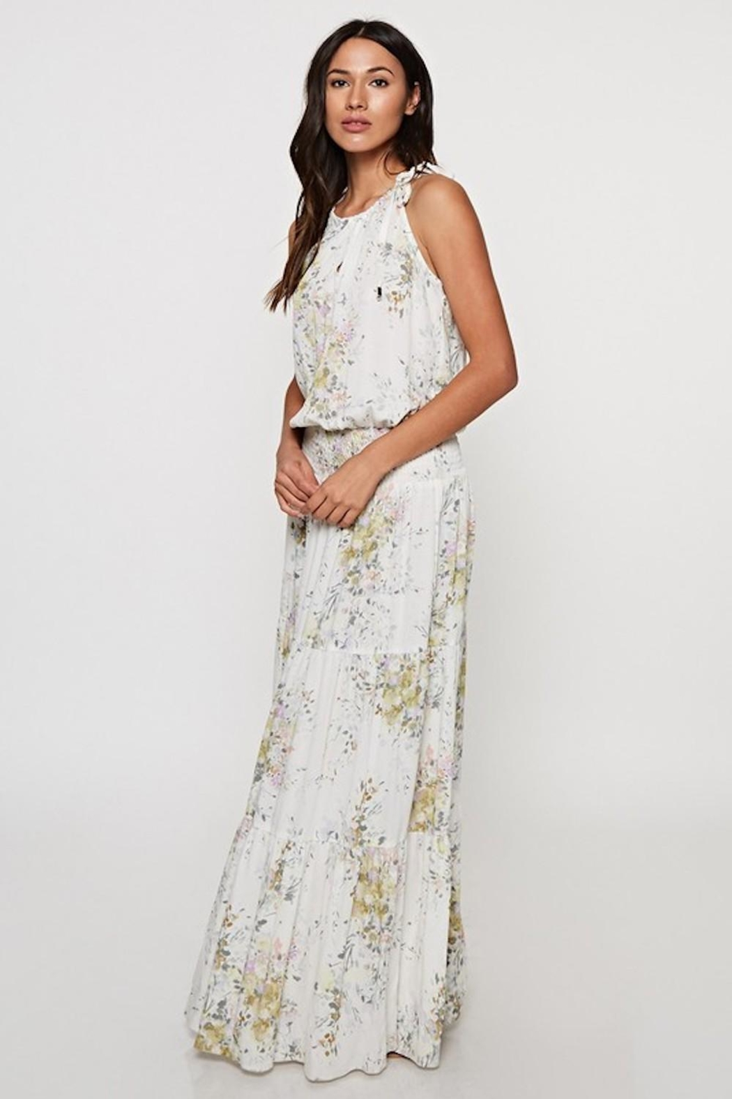 Lovestitch Enchanting Floral Maxi - Front Full Image