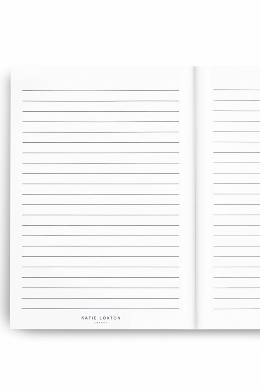 Katie Loxton Encouraging Duo Notebooks - Front Full Image