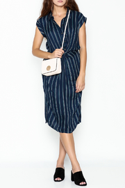 encreme Sleeveless Stripe Dress - Product Mini Image
