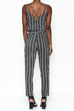 encreme Stripe Jumper - Alternate List Image