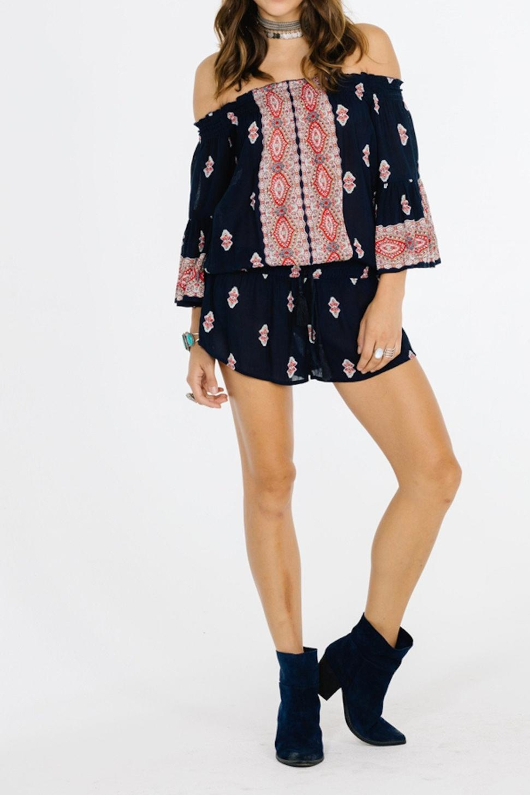 0824a3fe2d9cf Raga Endless Love Romper from Mississippi by Popfizz Boutique ...