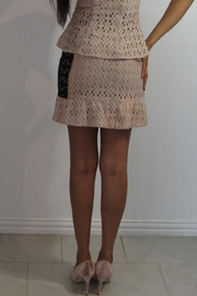 MODChic Couture Endless Mauve Skirt - Side cropped