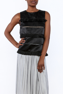 Shoptiques Product: Almost Midnight Top