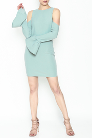 Endless Rose Bell Sleeve Dress - Side cropped