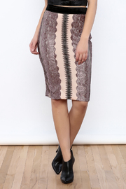 Endless Rose Date Night Skirt - Product Mini Image