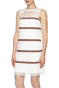 Endless Rose Embroidered Sleeveless Sheath - Product List Image