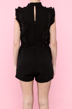 Shoptiques Product: Flirty Flounce Romper