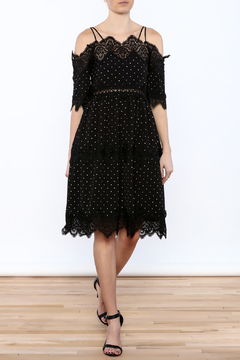 Endless Rose French Dot Dress - Product List Image