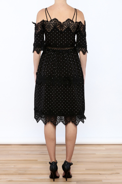 Endless Rose French Dot Dress - Alternate List Image