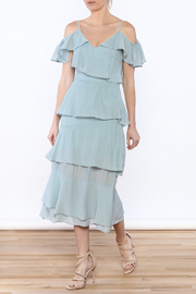 Endless Rose Frill Out Dress - Product Mini Image