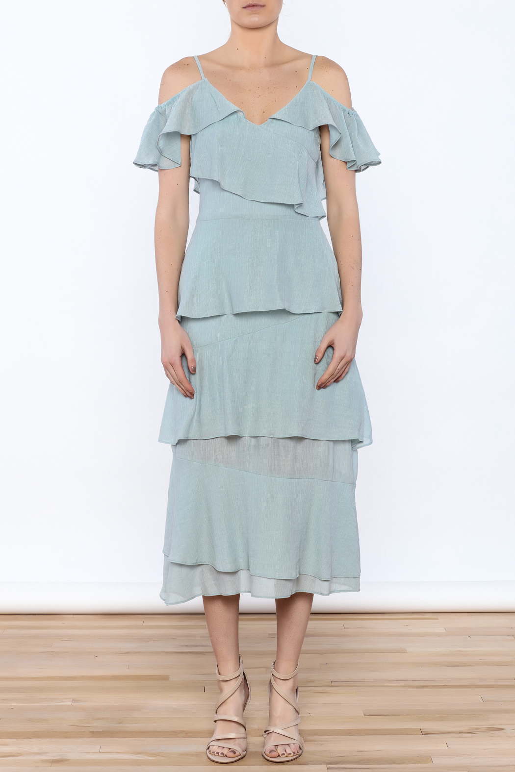Endless Rose Frill Out Dress from Louisiana by Bella Bella — Shoptiques