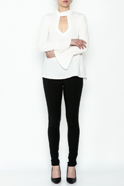 Endless Rose Front Long Sleeve Top - Side cropped