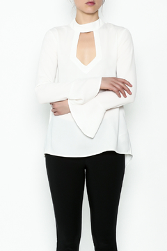 Endless Rose Front Long Sleeve Top - Product List Image