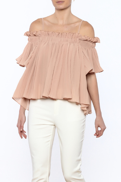 Shoptiques Product: Makin' Me Blush Blouse