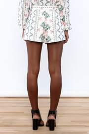 Endless Rose Richardson Shorts - Back cropped