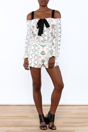 Endless Rose Richardson Shorts - Front full body