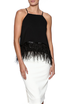 Endless Rose Ruffling Feathers Top - Product List Image