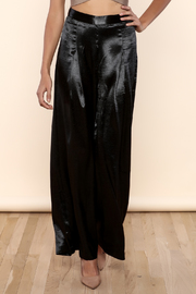 Endless Rose Satin Flowing Trousers - Product Mini Image