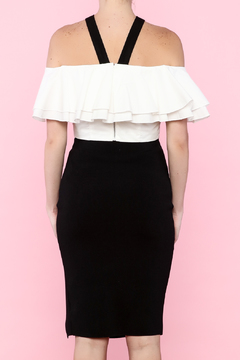 Shoptiques Product: So Coco Crop Top