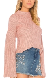 Endless Rose Bell Sleeve Sweater - Front full body
