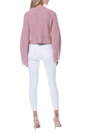 Endless Rose Bell Sleeve Sweater - Back cropped