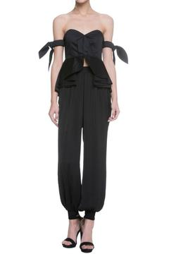 Shoptiques Product: Black Genie Pants