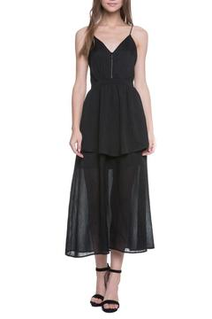 Endless Rose Black Maxi Dress - Product List Image