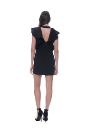Endless Rose Choker Neck Dress - Front full body