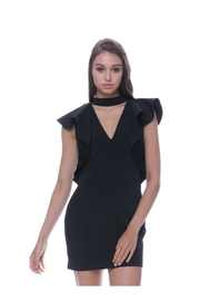 Endless Rose Choker Neck Dress - Side cropped