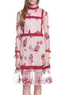 Endless Rose Floral Embroidered Dress - Product List Image