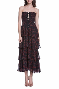 Endless Rose Floral Maxi Dress - Alternate List Image