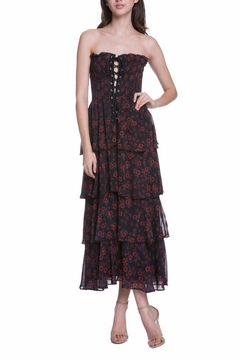 Endless Rose Floral Maxi Dress - Product List Image