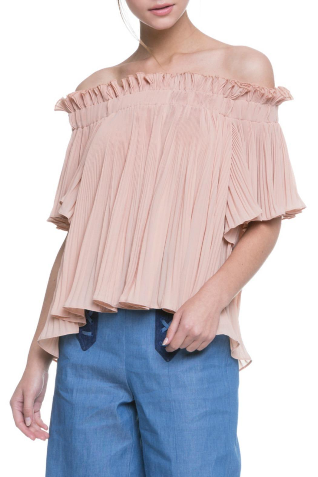 c3c449163ea Endless Rose Off The Shoulder Top from New Jersey by Seagrass ...