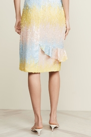 Endless Rose Ombre Sequin Skirt - Side cropped