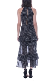 Endless Rose Polka Dot Maxi - Front full body