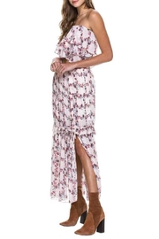 Endless Rose Ruffle Maxi Skirt - Product Mini Image