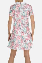 Endless Rose Sequin Collar Dress - Front full body