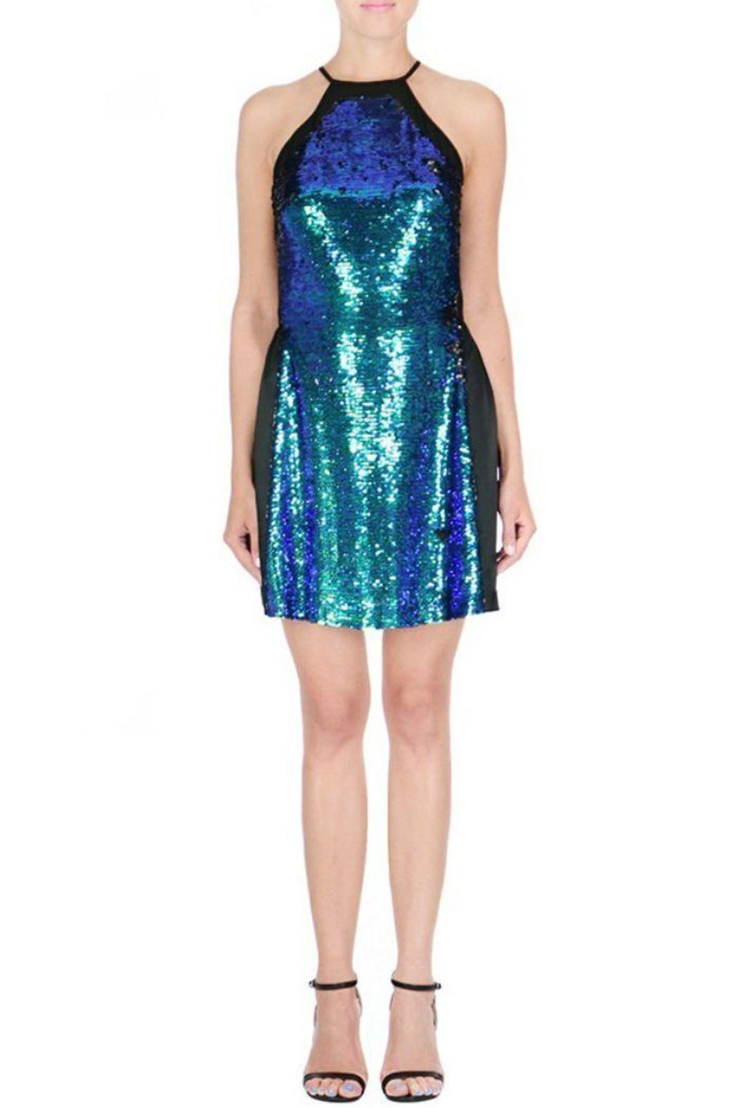 Endless Rose Sequin Party Dress from New Orleans by Gia\'s Boutique ...