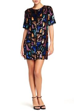Endless Rose Sequin Shift Dress - Product List Image