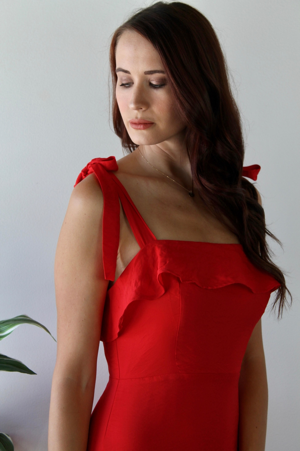 Endless Rose Show Stopper Dress - Side Cropped Image