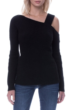 Endless Rose Single Cold Shoulder Sweater - Product List Image