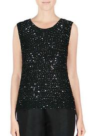 Endless Rose Sleeveless Sequin Tank - Front cropped